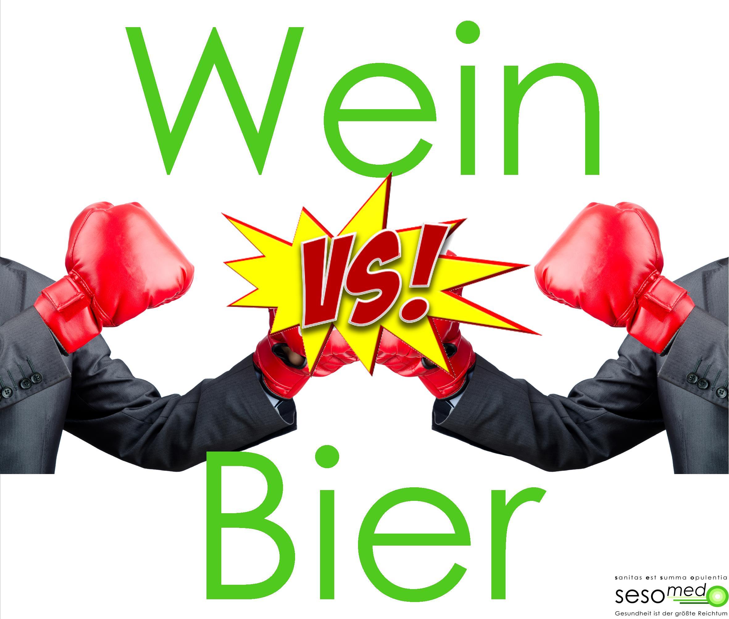 Bier oder Wein?
